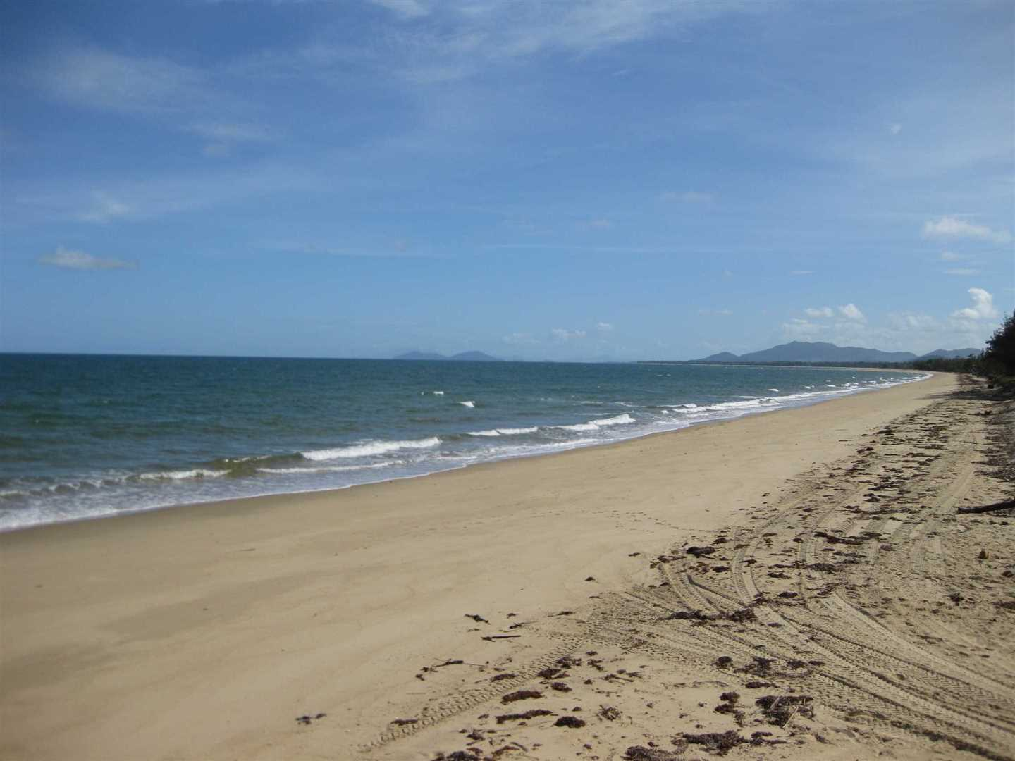 View of part of Cowley Beach, photo 1