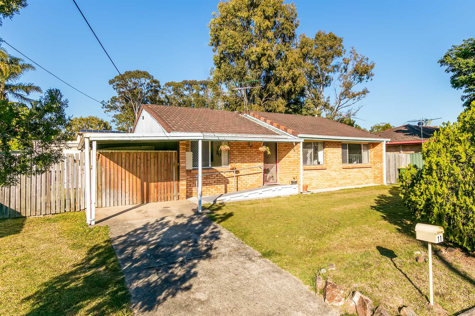 Immaculate Home & Immaculate Tenants