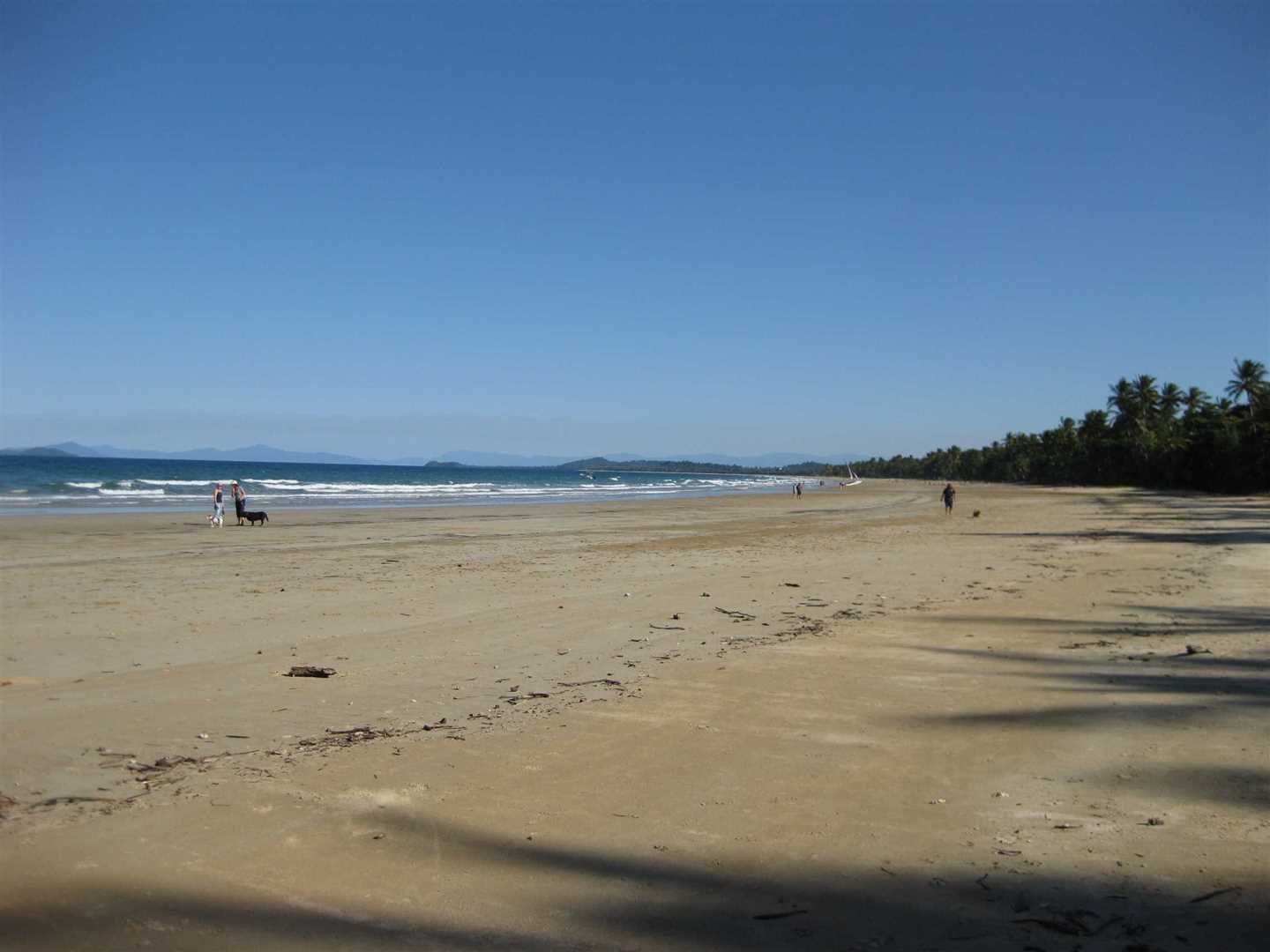 View of part of Mission Beach beach taken approx. 1 km from the property, photo 1