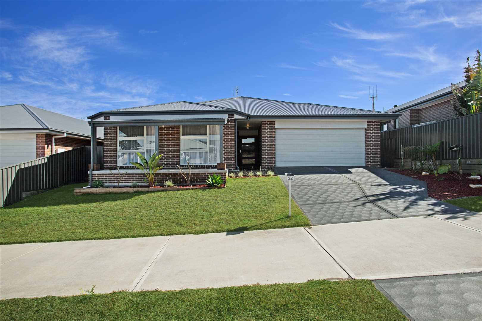 Centrally Located, Contemporary Family Home