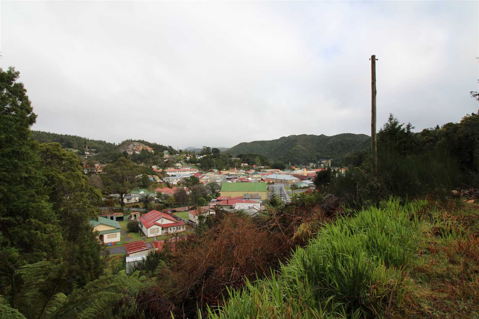 Private Block With Great Outlook!