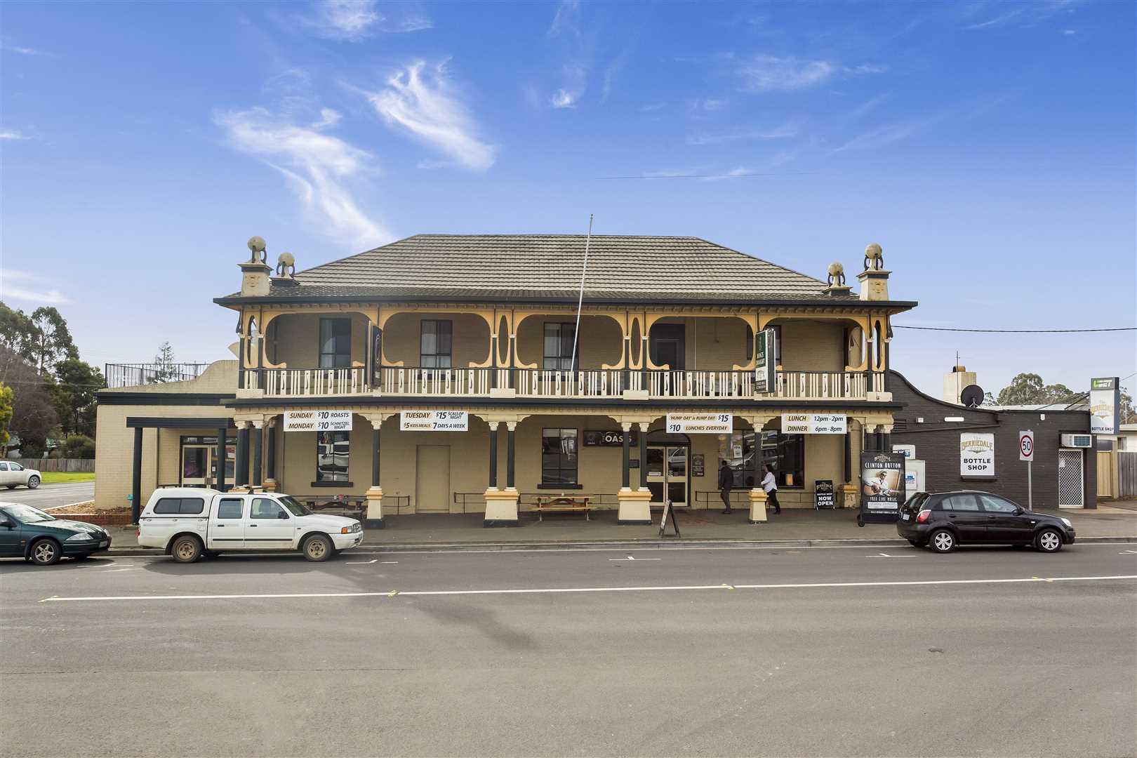 The Berriedale Hotel - Westbury