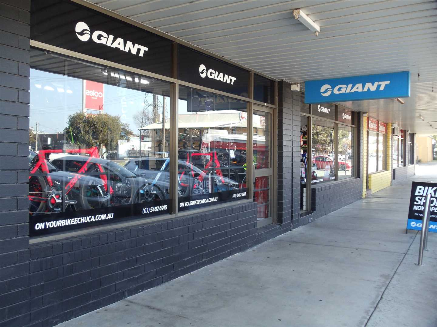 Business for Sale - On Your Bike, Echuca