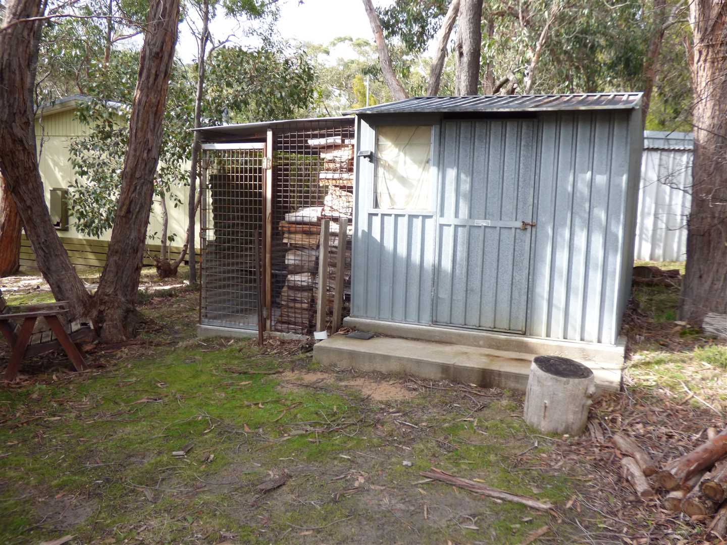 Garden/Wood Shed