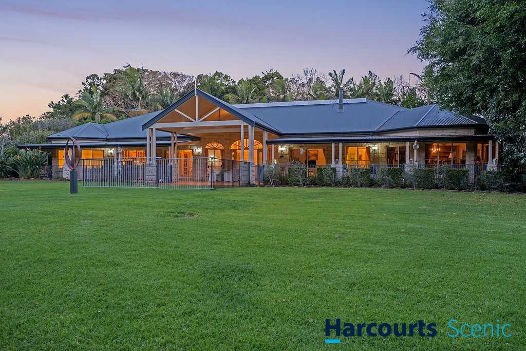 Magnificent Home on 4.4 acres of pure paradise!