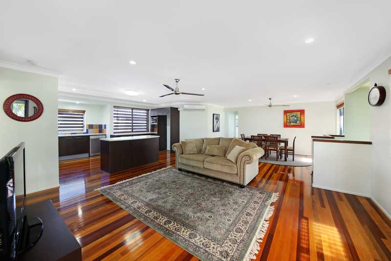 Family Home In Aroona Is Sure To Impress