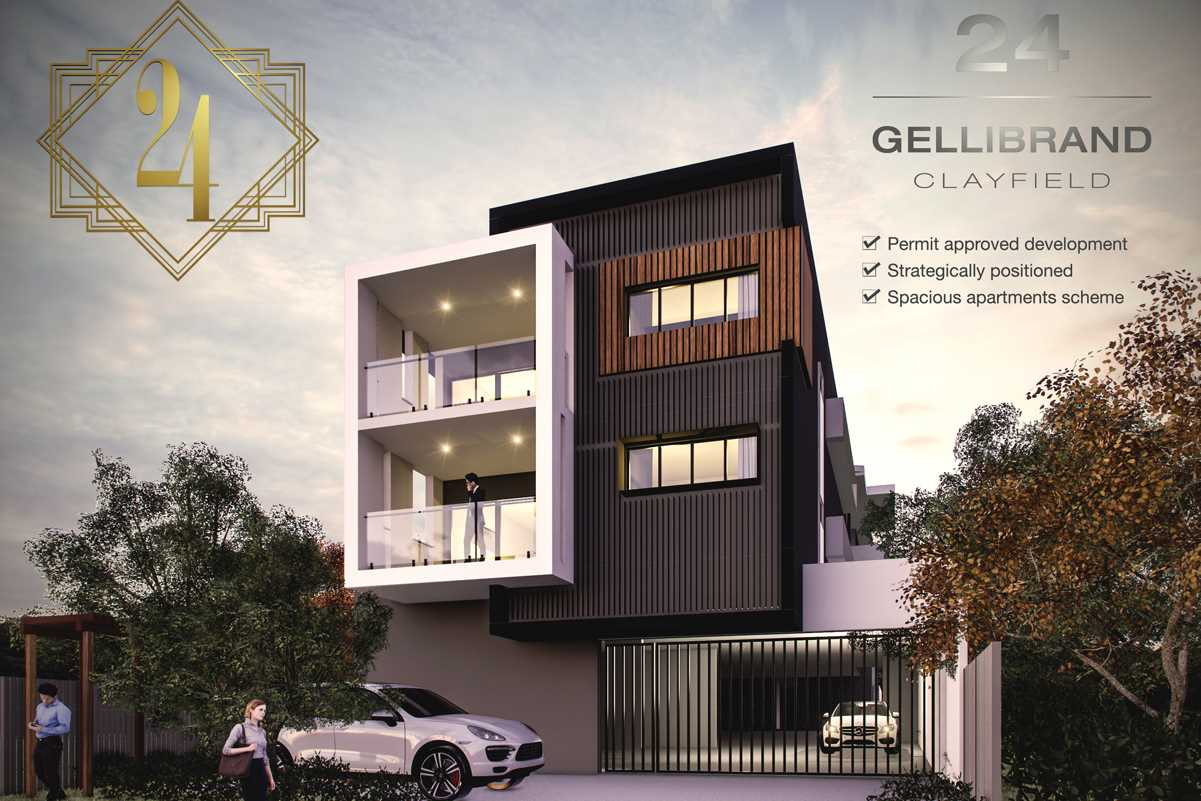 DA Approved Apartment Site In Fantastic Clayfield Location!