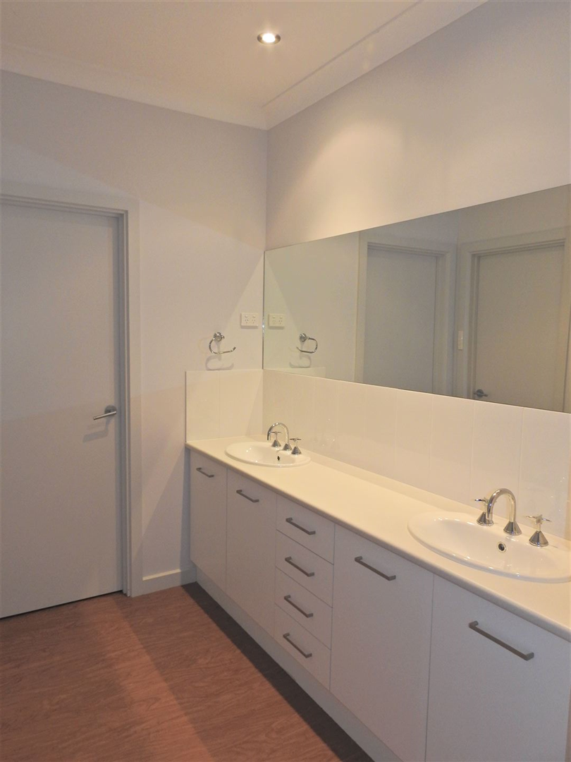 Downstairs Vanity and Toilet