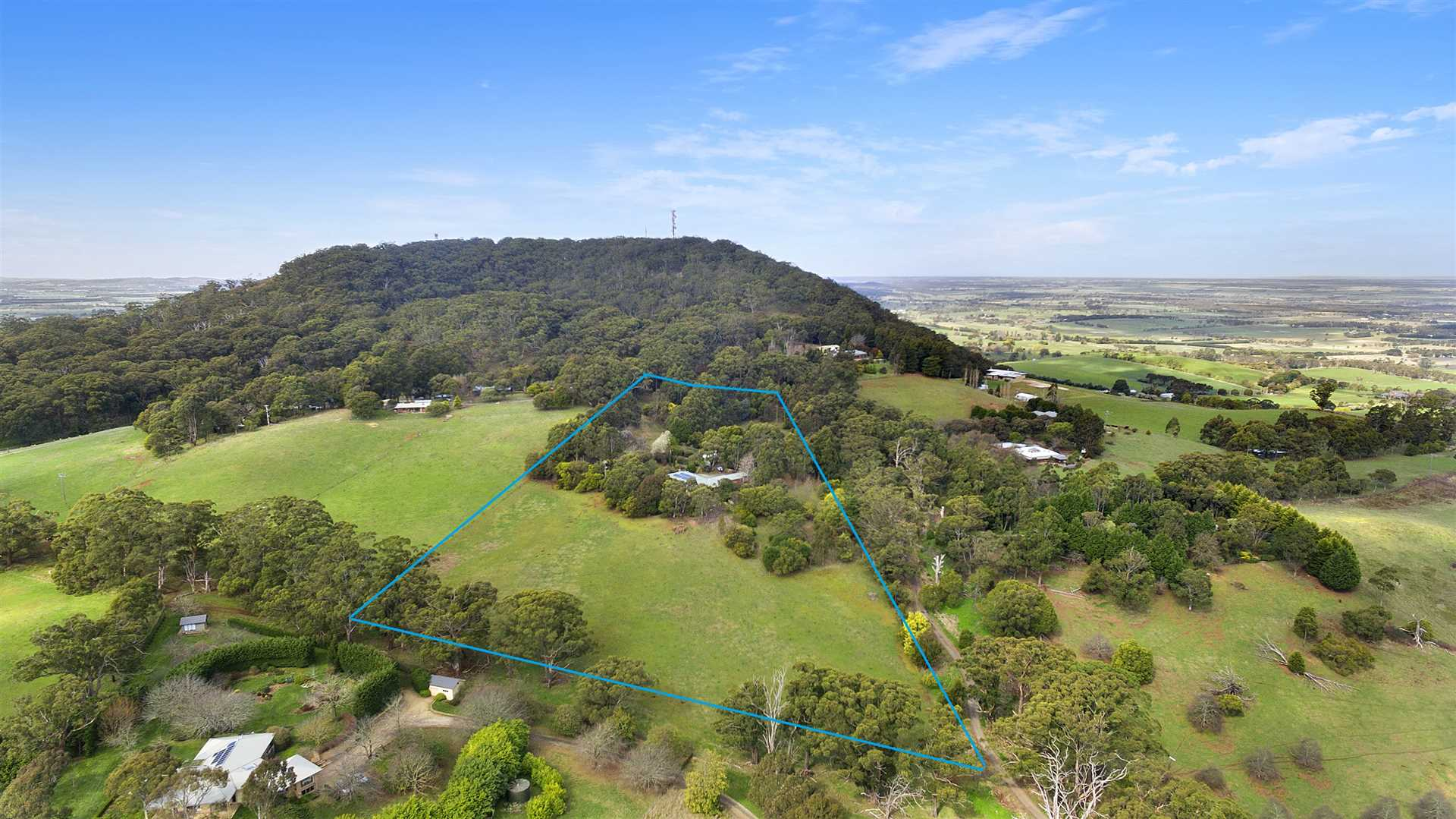 On Top Of The Mountain - Approximately 9 Acres