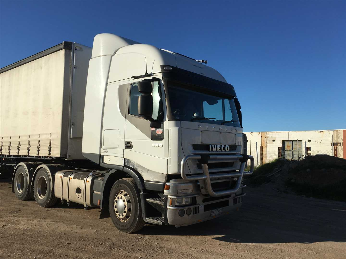 Business for Sale - Freight Business, GV Area