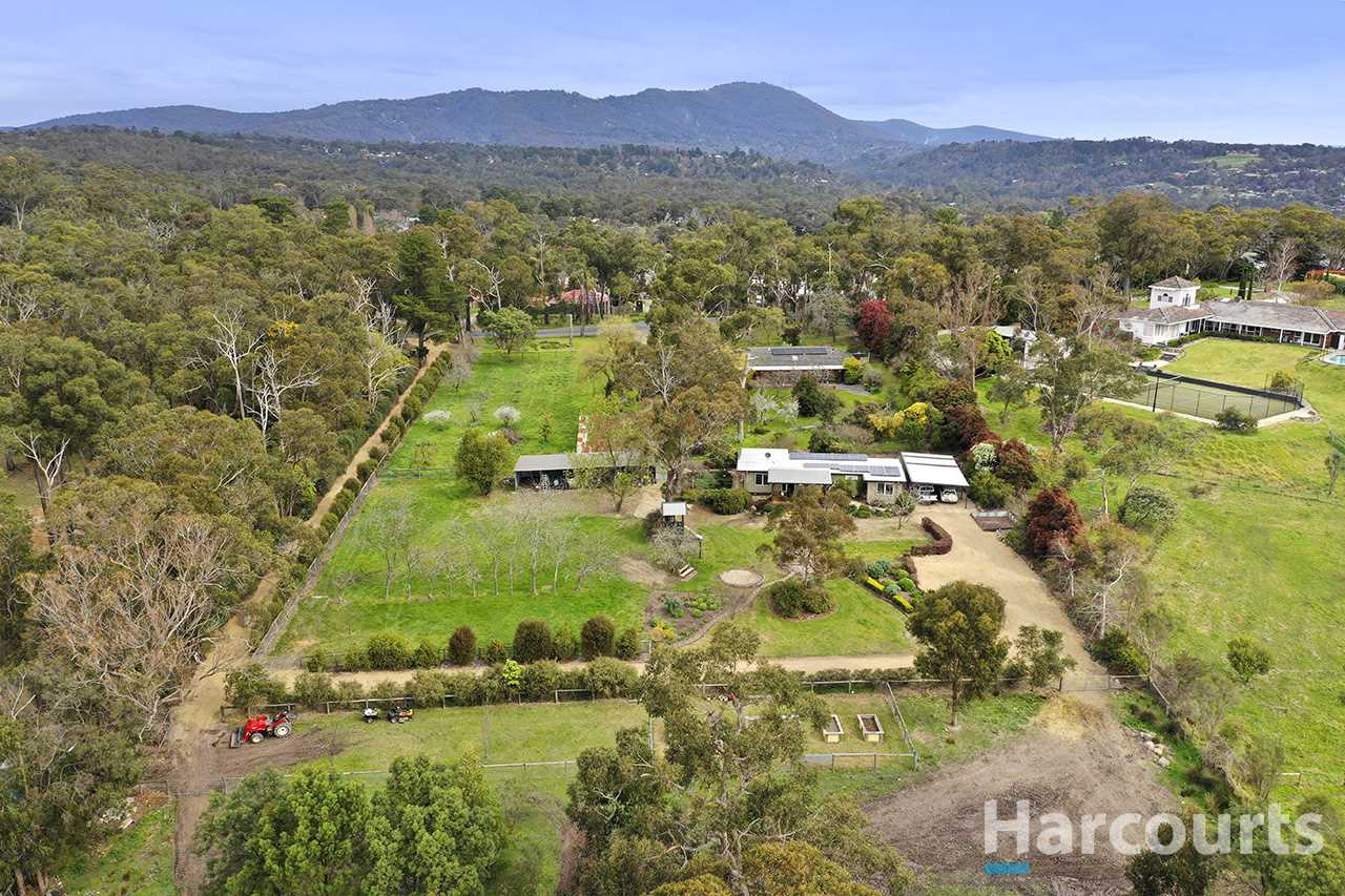 The Ultimate Lifestyle on 3.3 Acres!