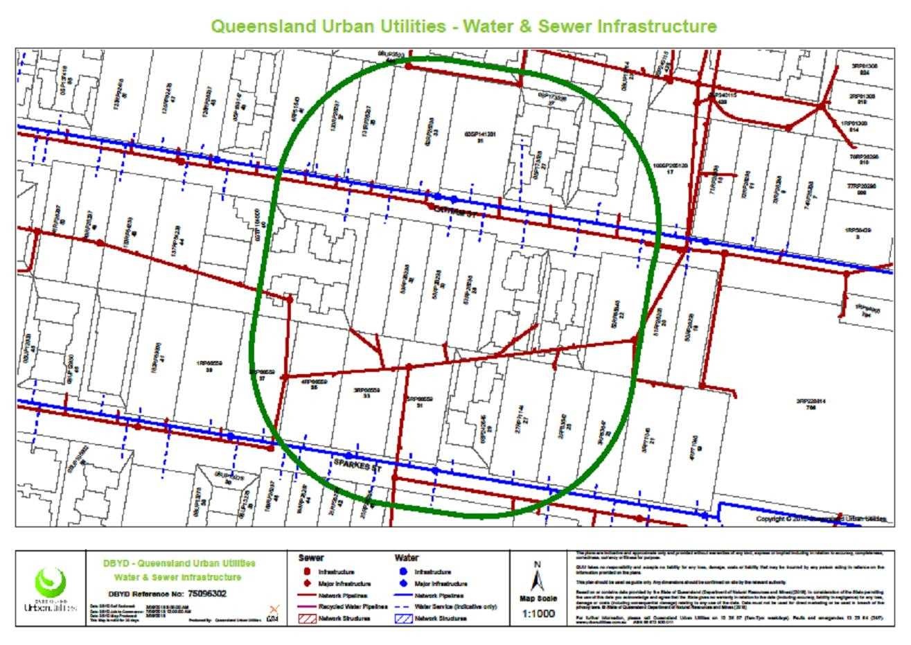 Urban Utilities Water & Sewer Plan