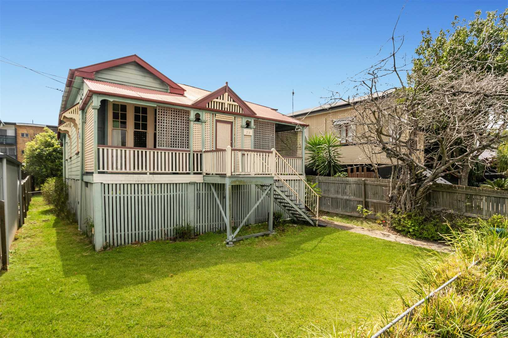 Wooloowin - Original and Unique Queenslander in a Prime Inne
