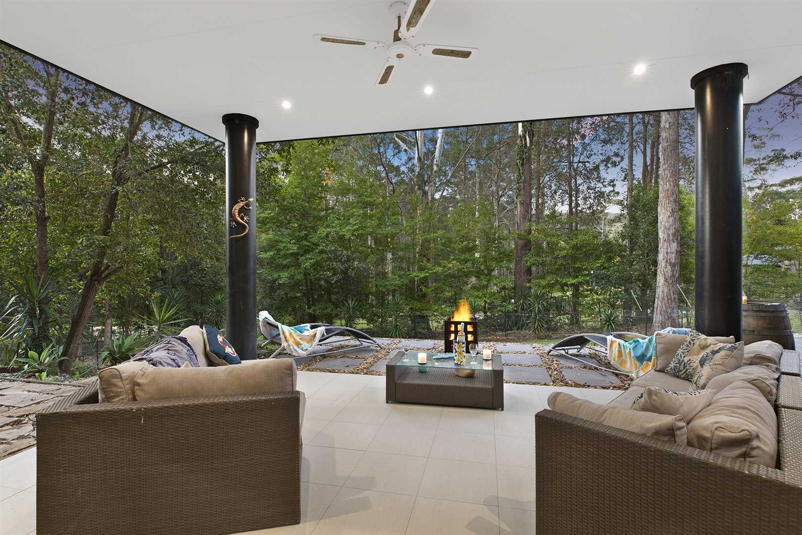Outdoor Living & Entertaining