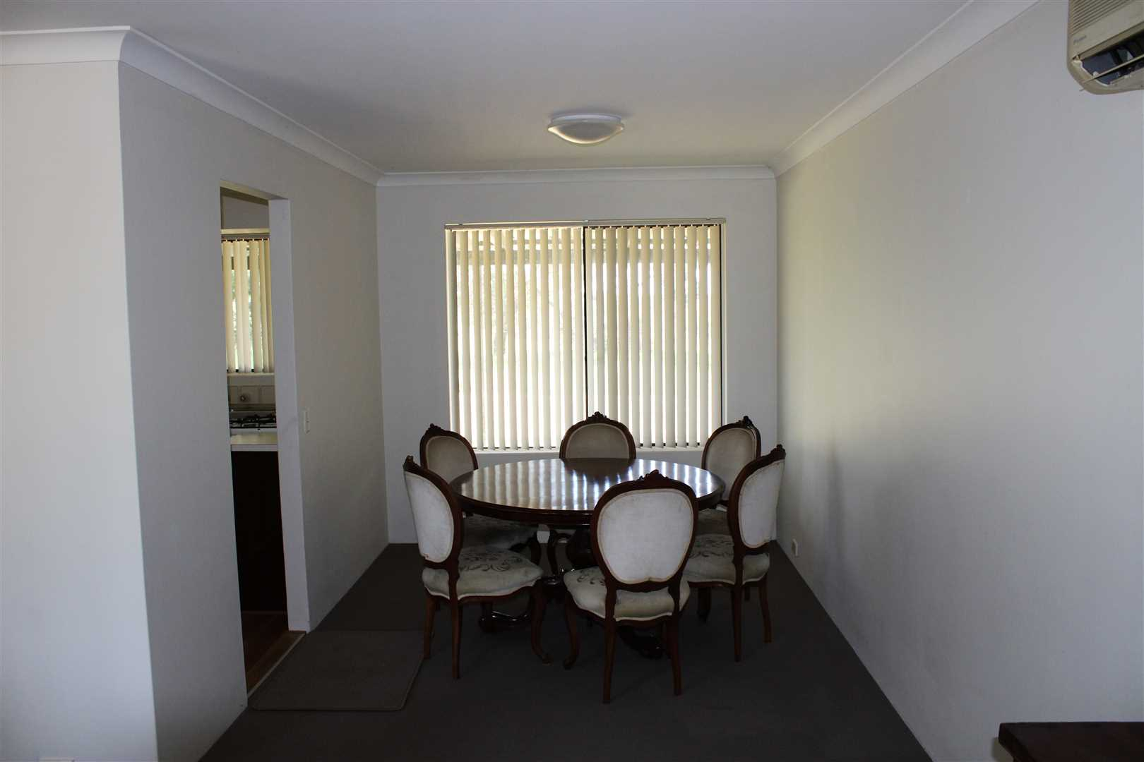 Dining room, off the lounge room