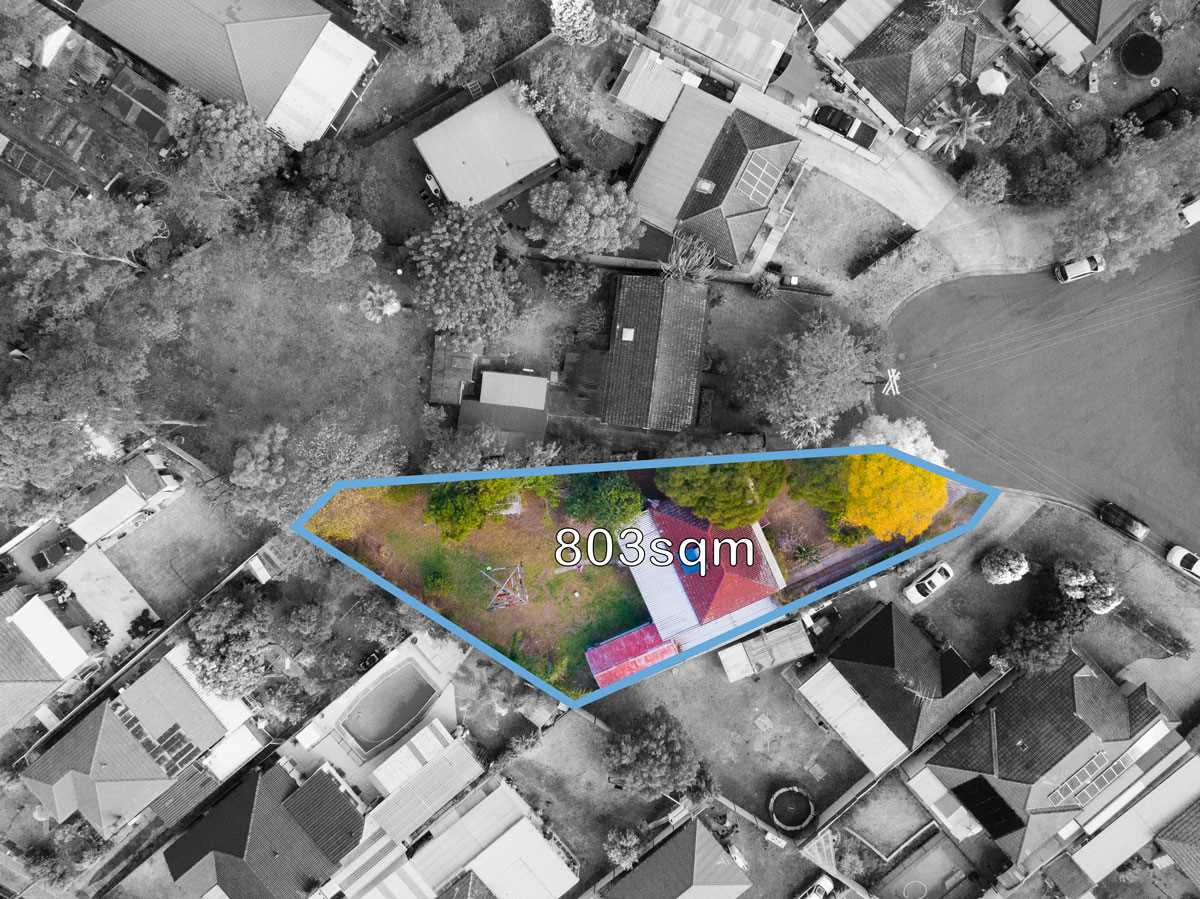 Massive 803sqm Block Only 1km To Station
