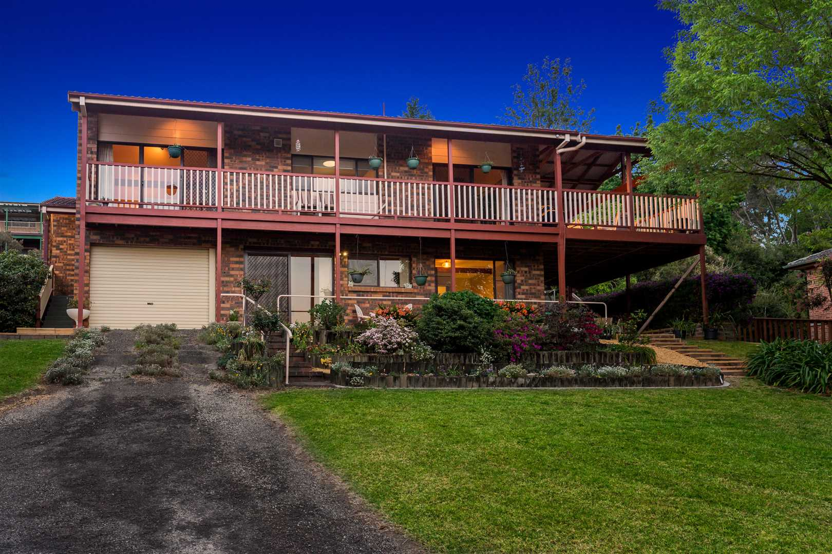 Tranquil Tri-Level Home on Half Acre