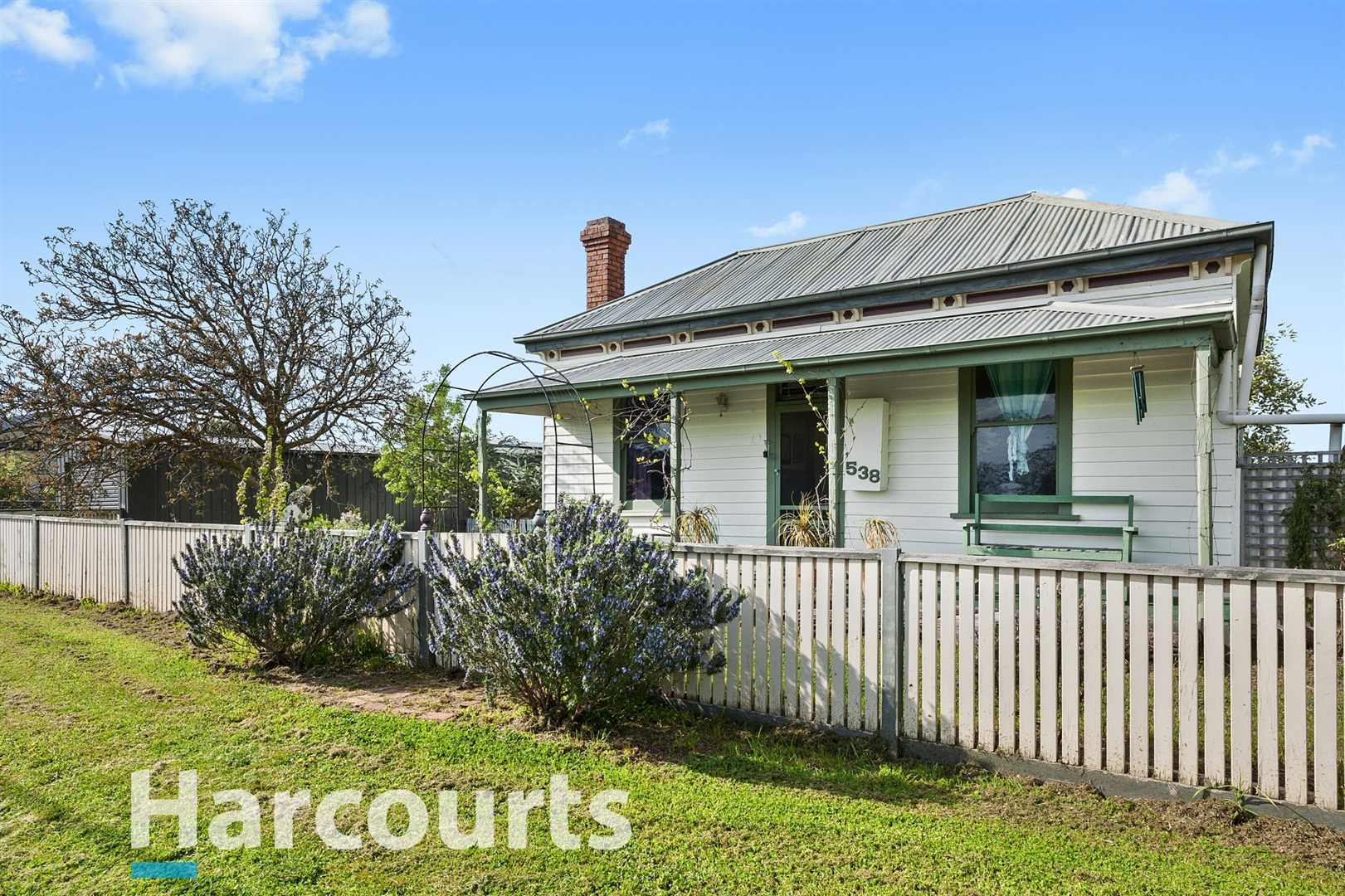 Sweet Victorian With Country Views in Historic Township