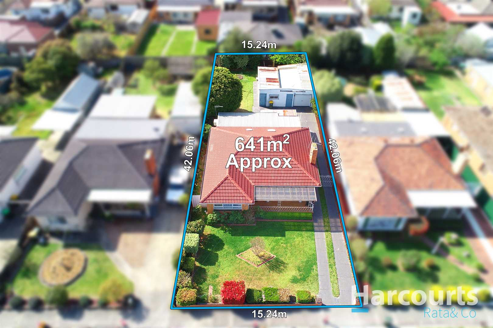 Prime Location - Live, Invest or Develop on 641m2 (S.T.C.A)