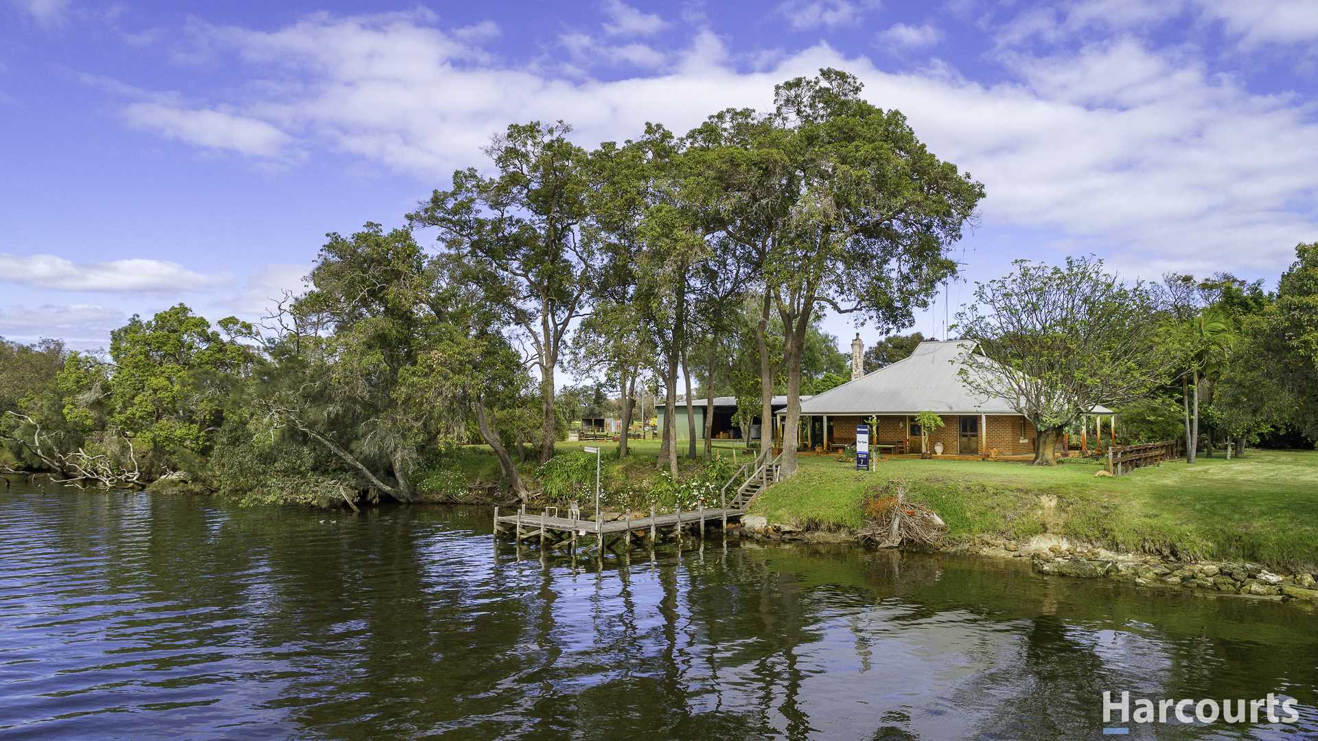Cottage Charm on the River