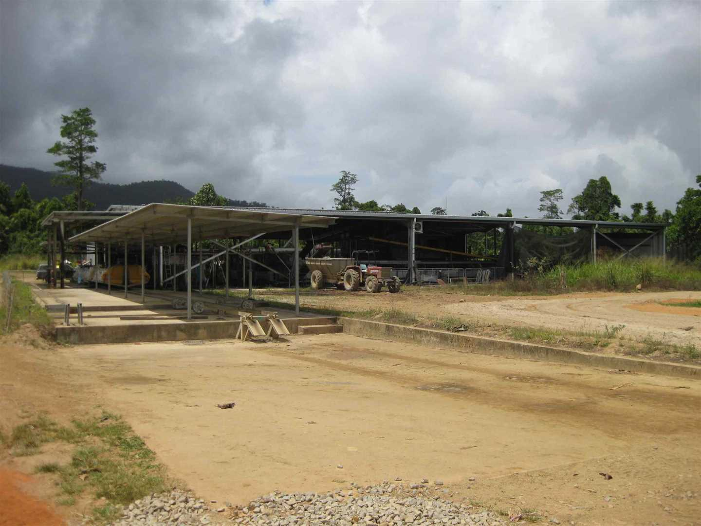 View of part of packing shed, photo 5