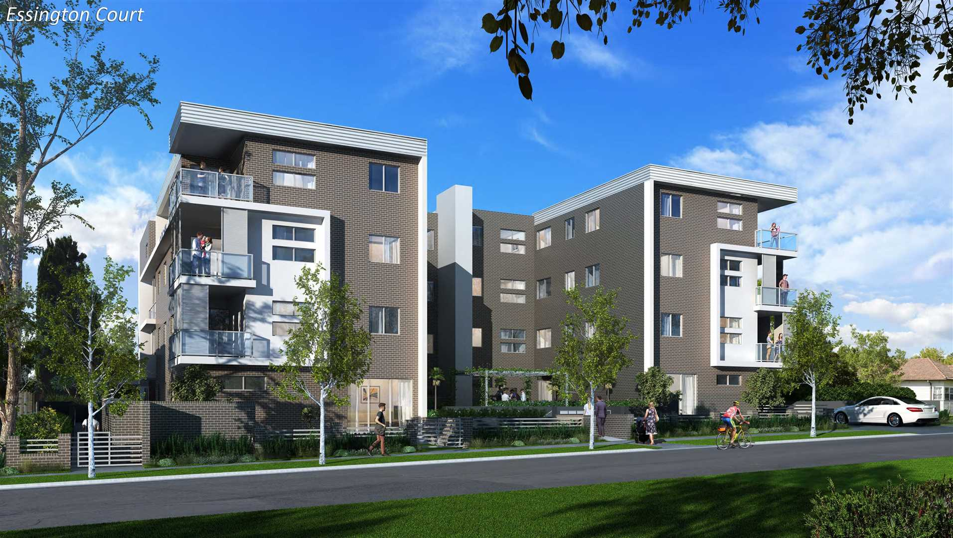 High Class Apartments Living in the Heart of Wentworthville