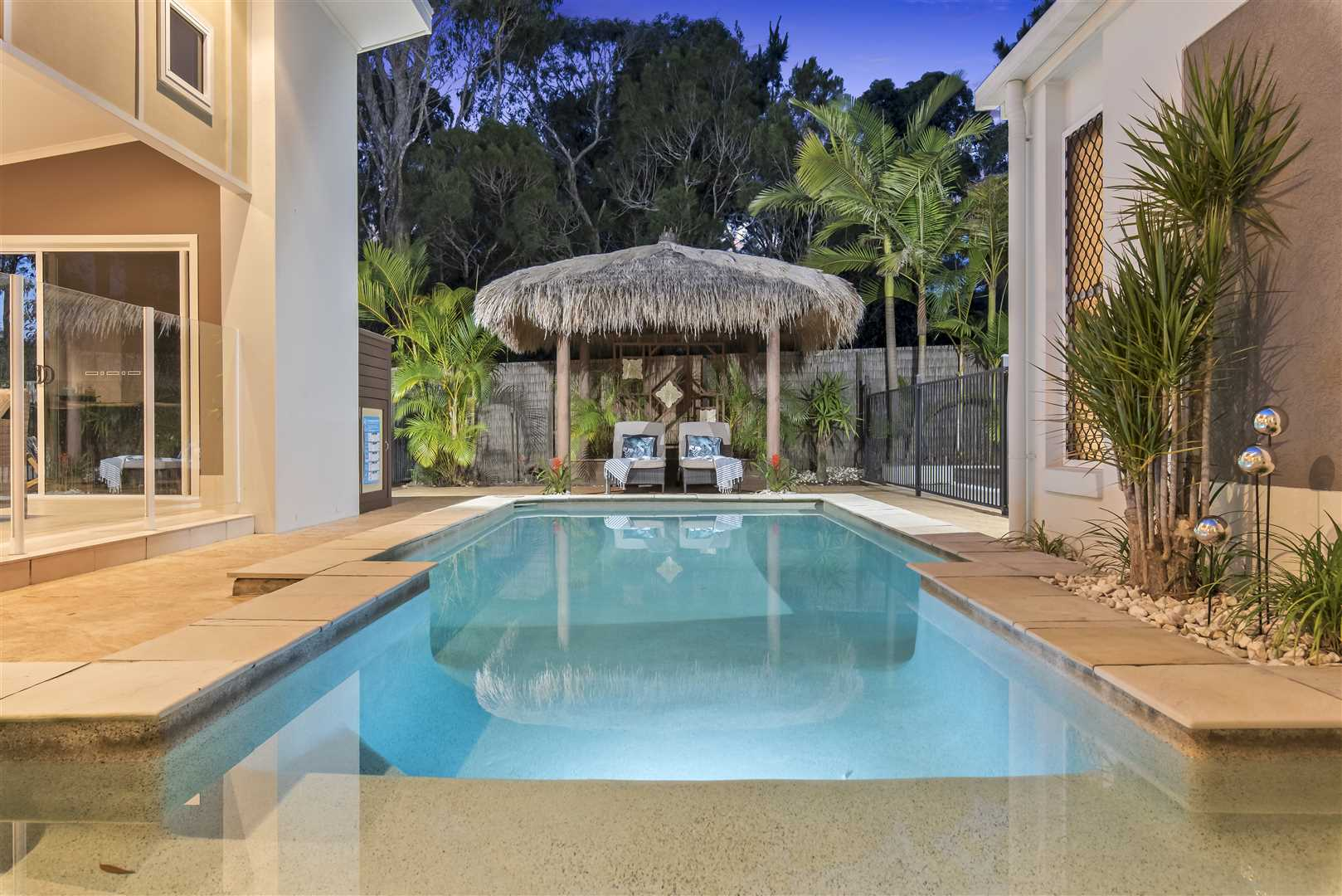 Ultimate Family Living in Private Oasis