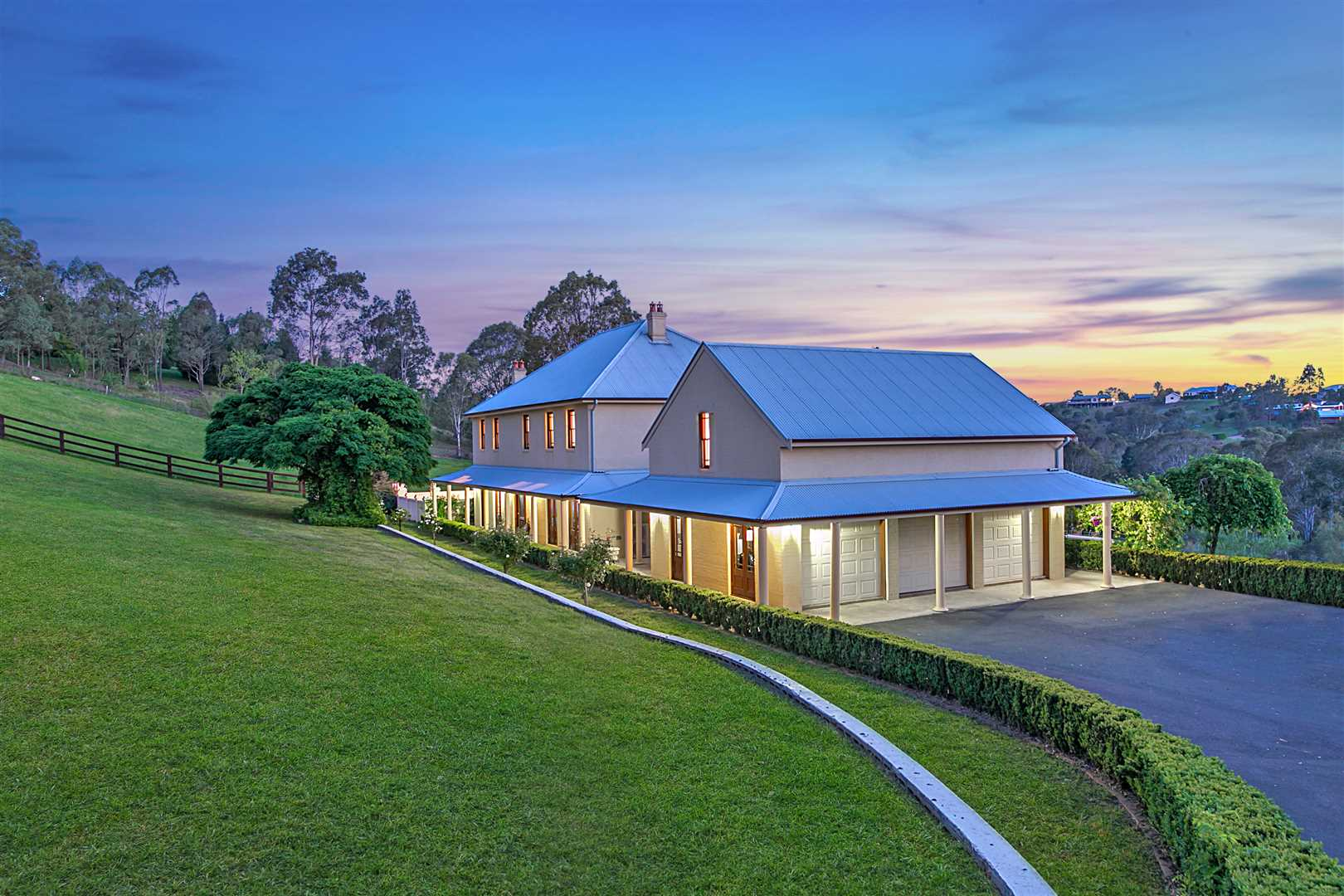'Live the Dream' in a Stunning Family Residence