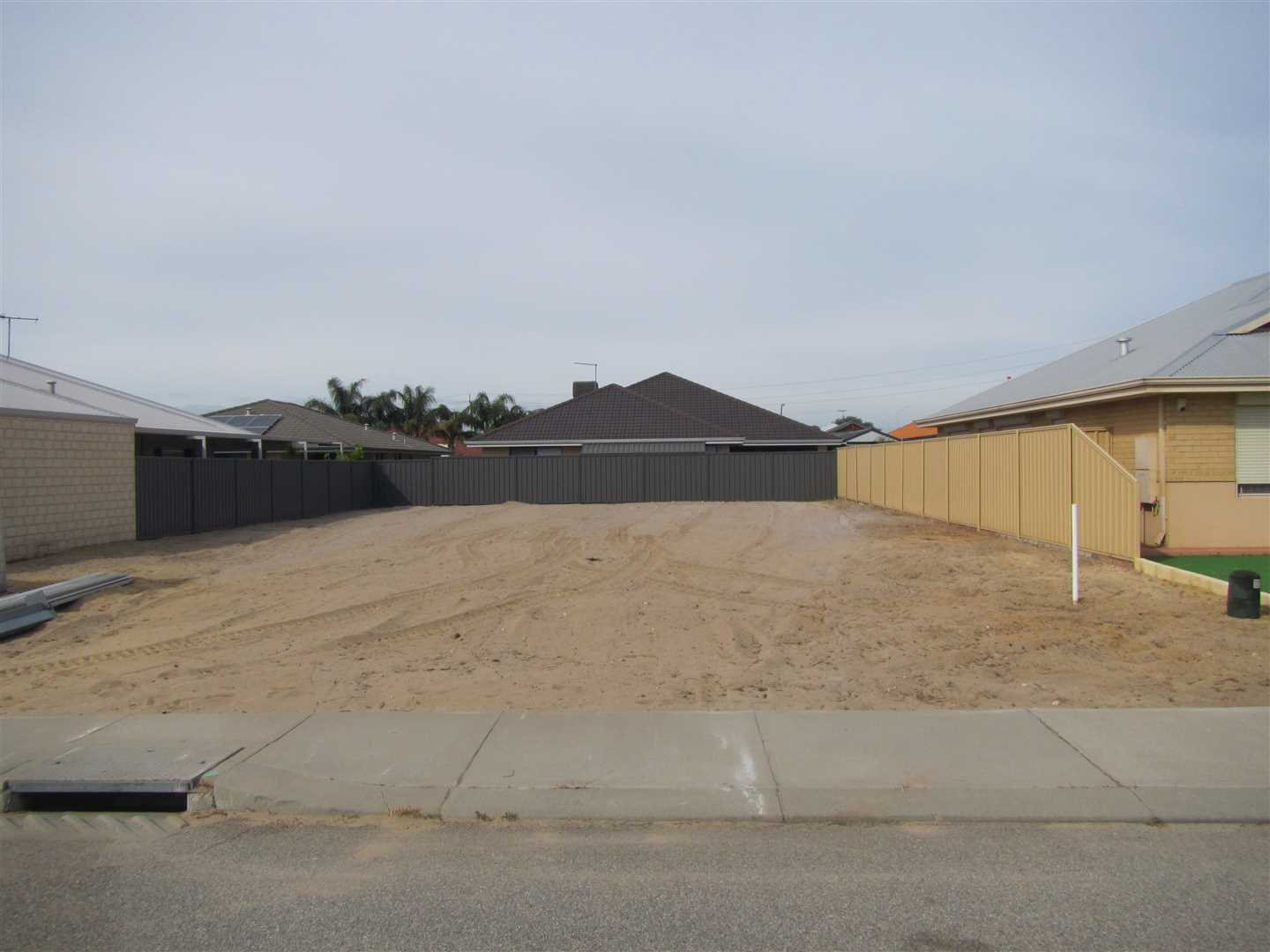 Vacant Block ready for your Dream Home