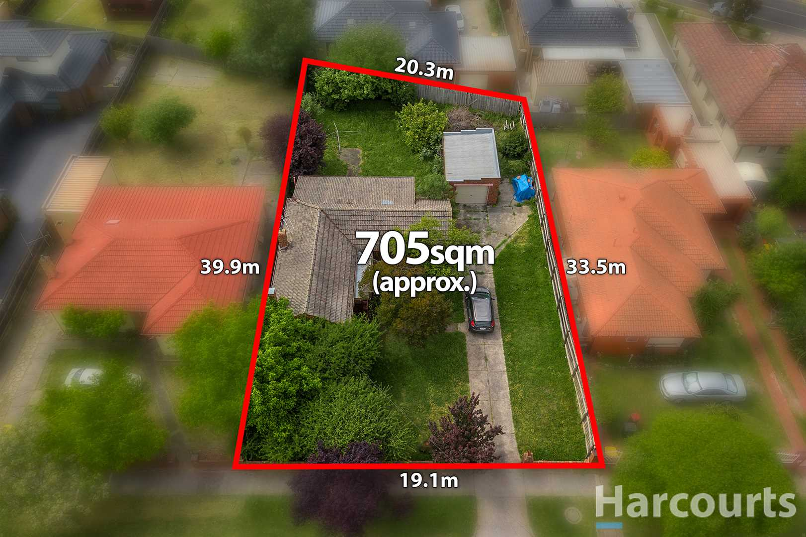 A Myriad of Possibilities on 704sqm approx.