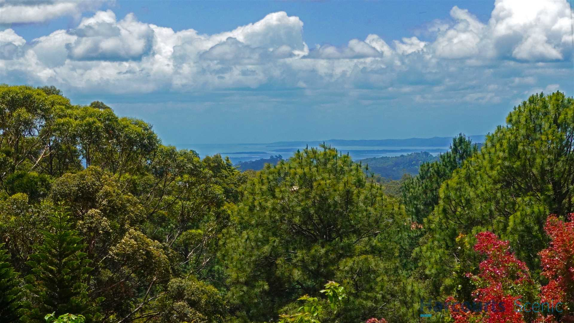 North Easterly Aspect - Views to North Stradbroke  Island!