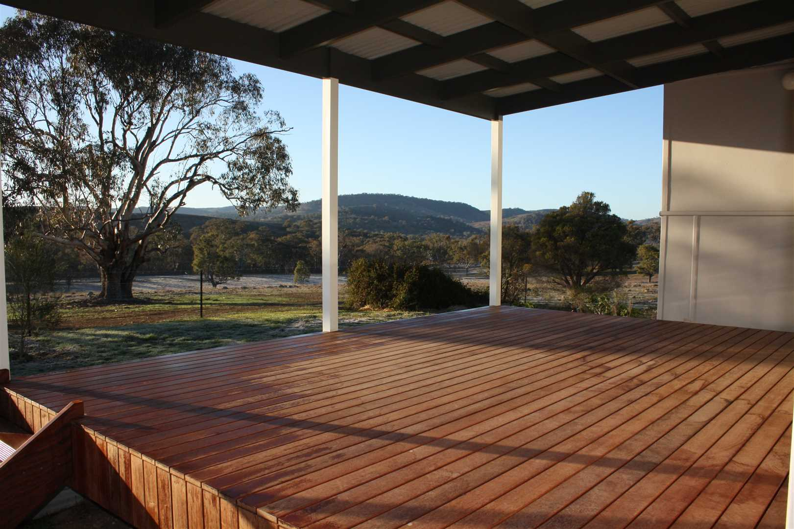 Mudgee Acres close to town.