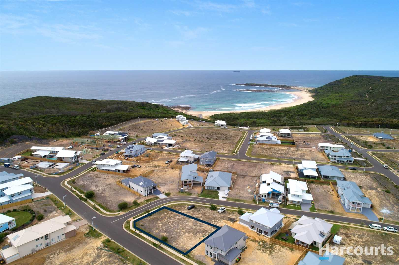 Build Your Dream Home at 'Beaches' Catherine Hill Bay