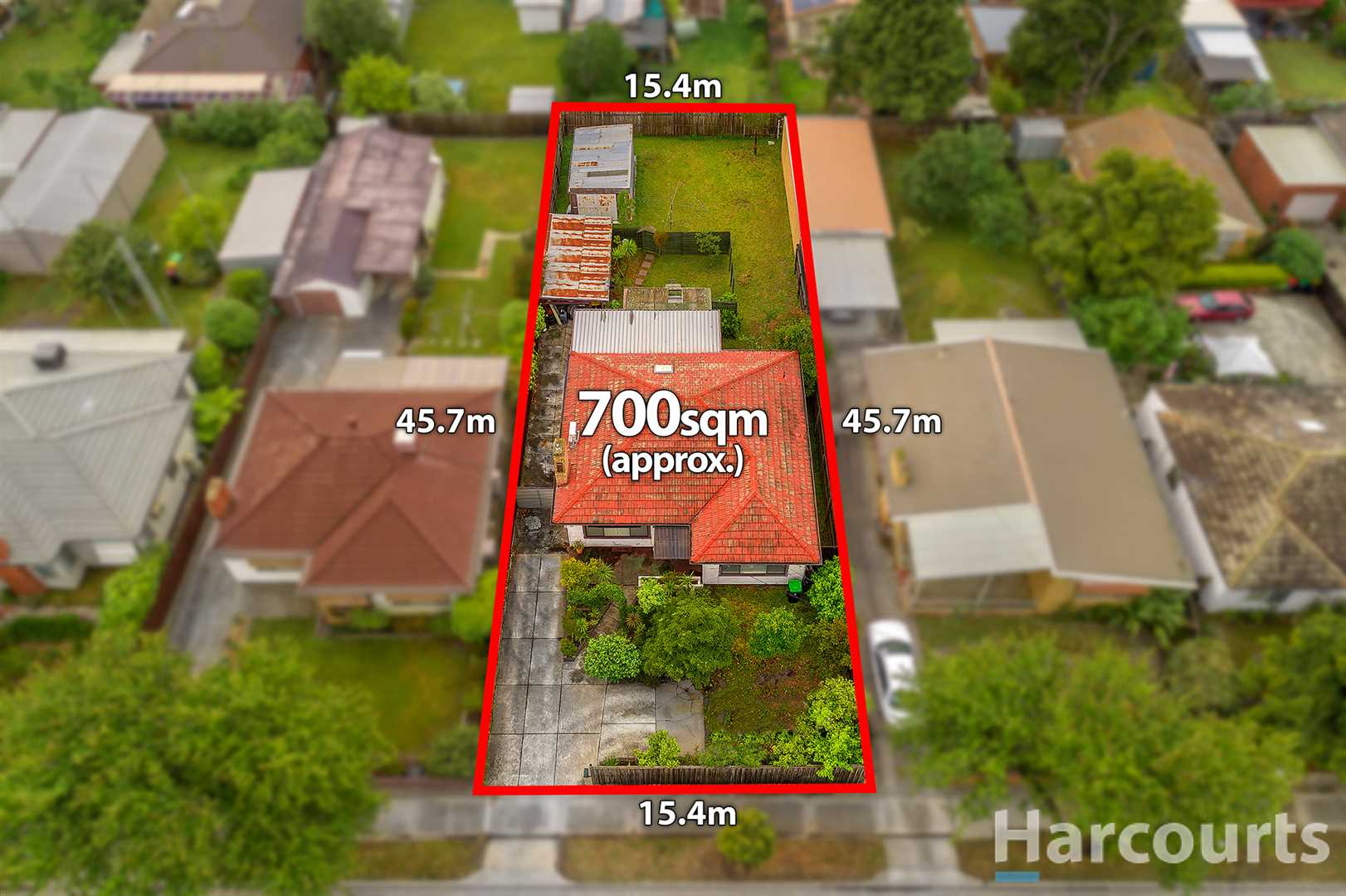 Seize the Opportunity on 700sqm*