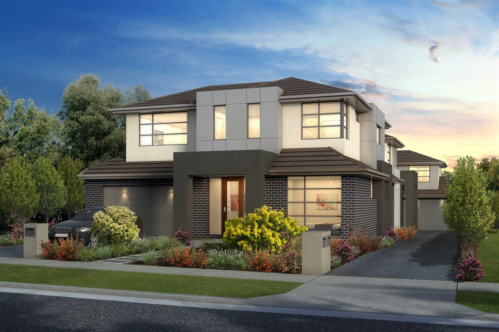 Brand New Townhouse in the Heart of Burwood