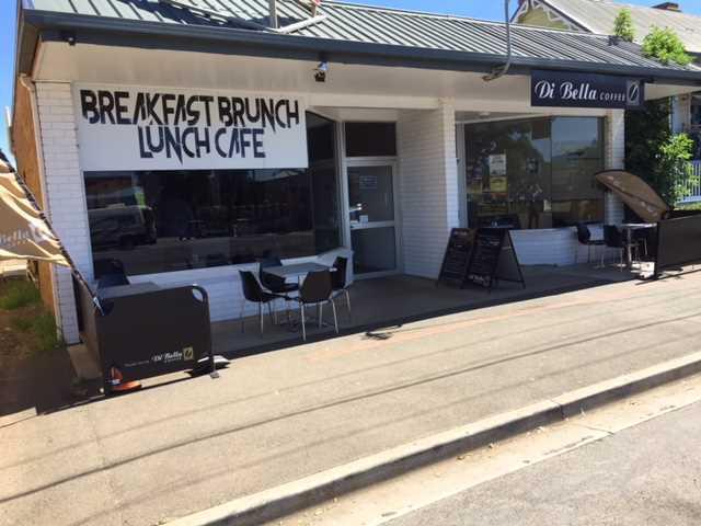 Café  - High Street Campbell Town