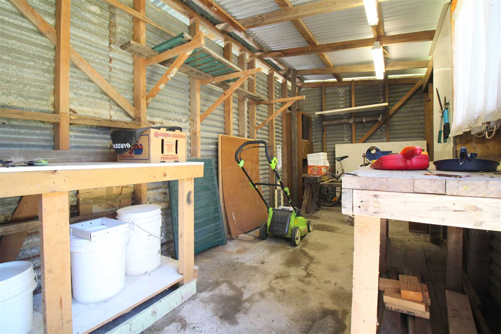 Shed/Workshop