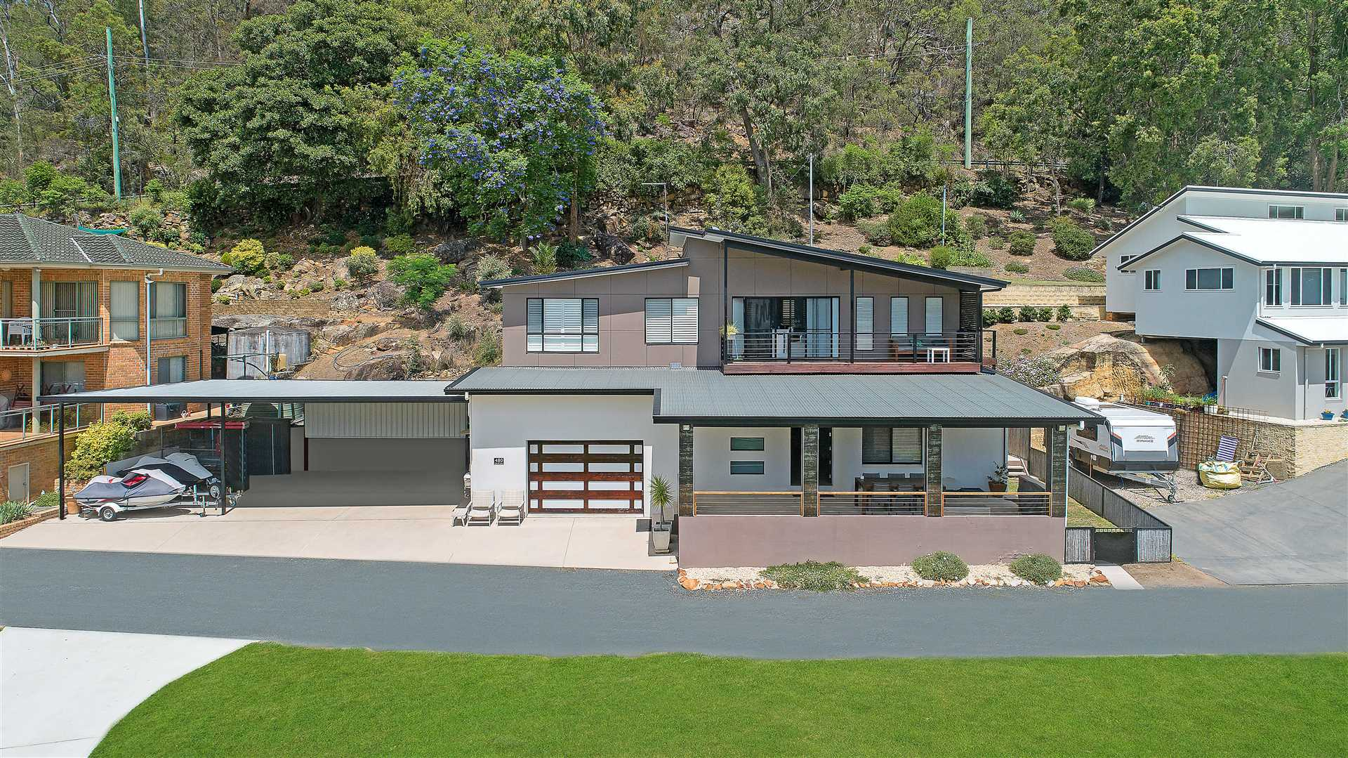 Exceptional Riverfront Property
