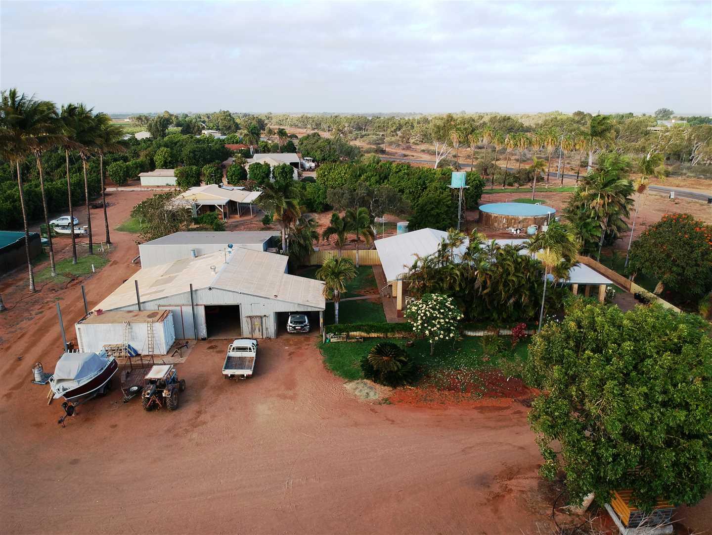 Gascoyne Tropical Nursery & Mango Plantation