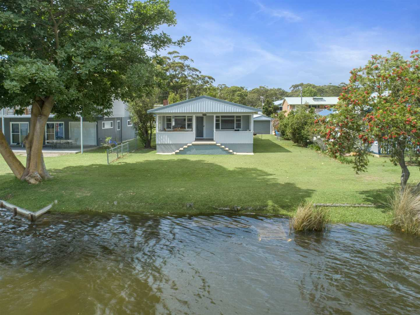 Coming Auction - Unequalled Lakefront Cottage