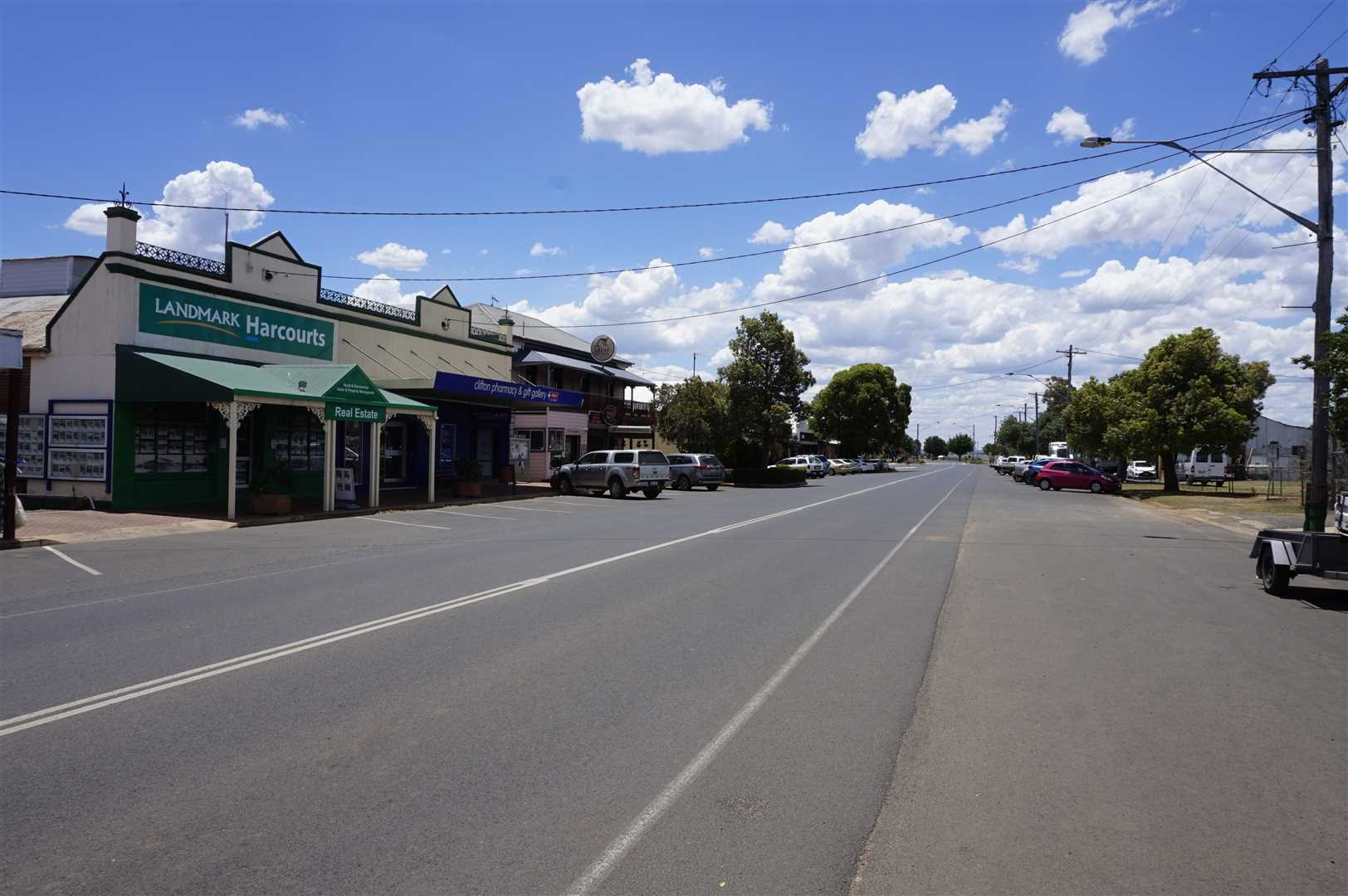 Clifton Main Street