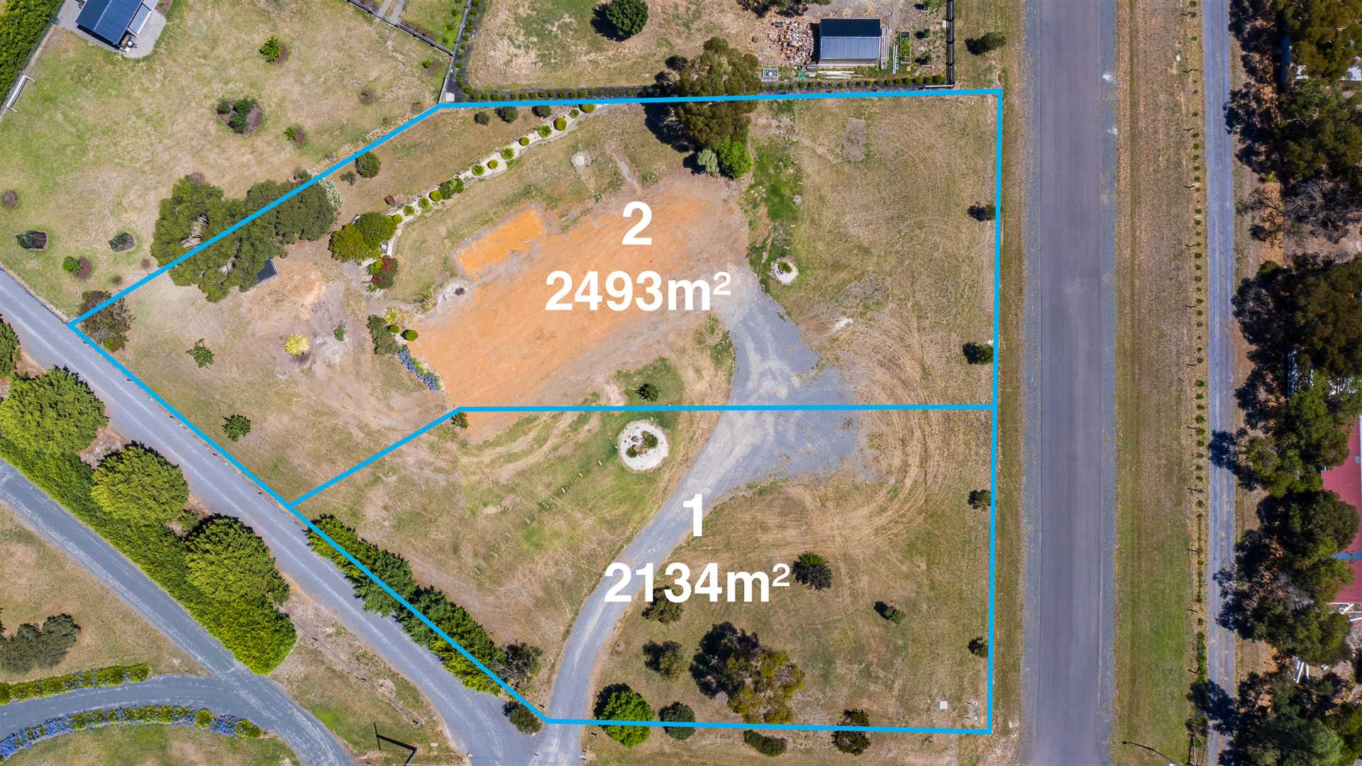 2 Lots Available - The Choice is Yours