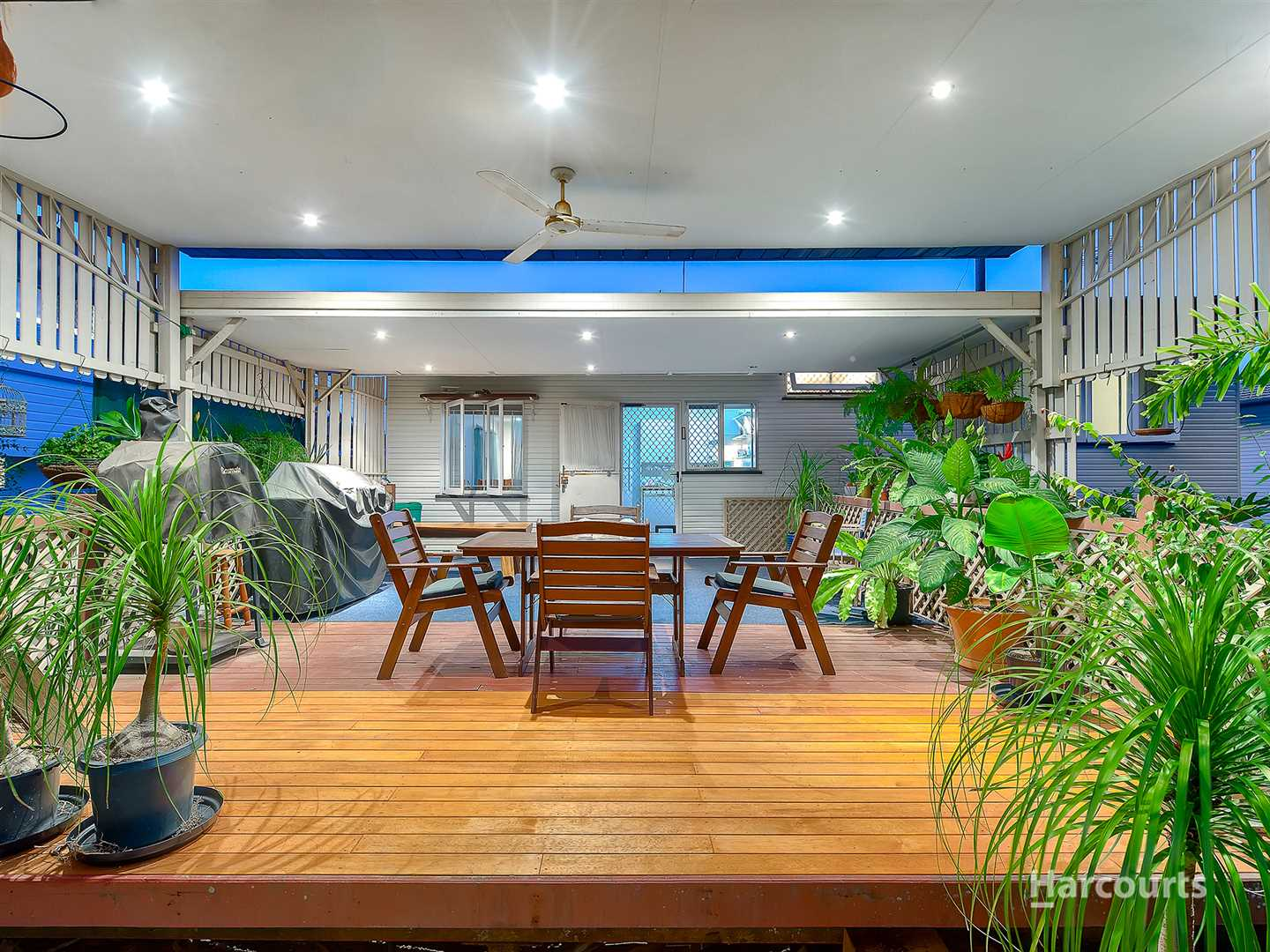 Prime Location with large Entertaining Deck !