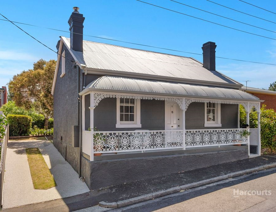 Historic, stylish cottage in popular South Hobart!