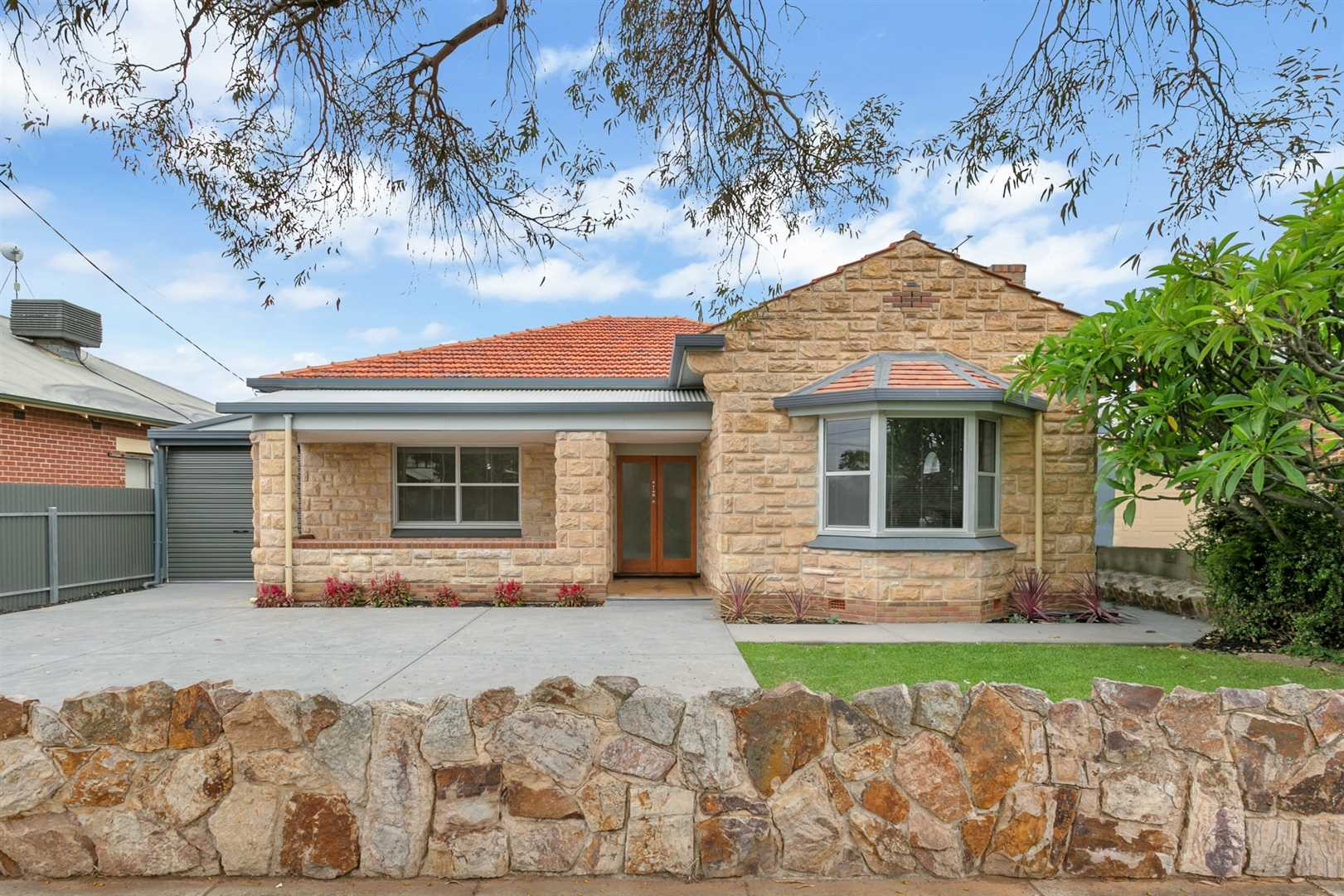 Professionally Renovated Free Stone Fronted Character Home.