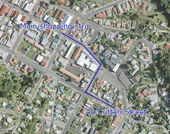 Distance To Main Shopping Strip