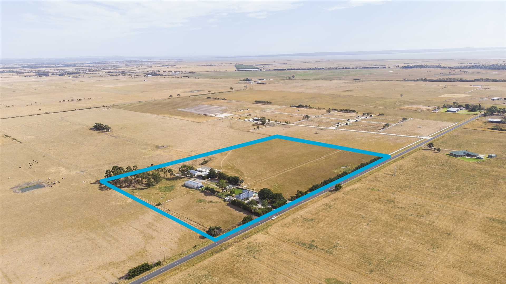 Perfect for hobby farmers on 15 acres