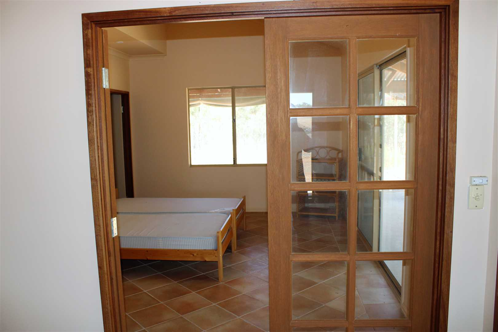 1 Bedroom, with walk-in robe and ensuite'