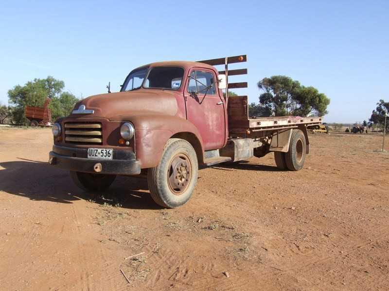 1956 Bedford Truck
