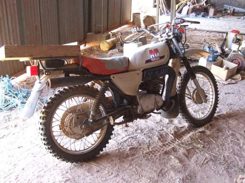 175 AG Bike